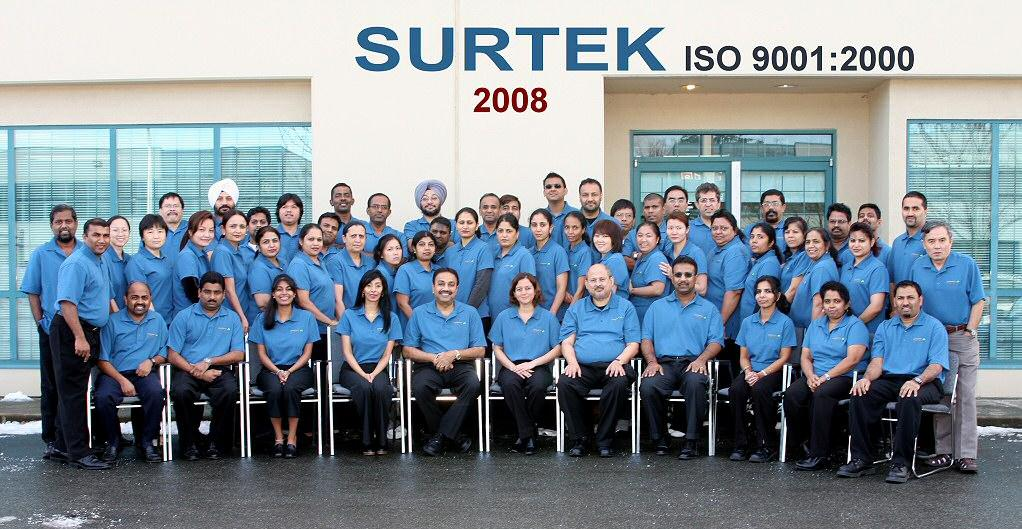 RoHS Compliance PCB Assembly Team at Surtek